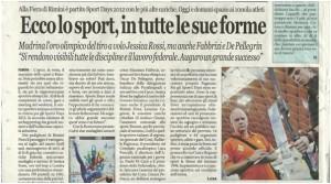 Sport days 2012