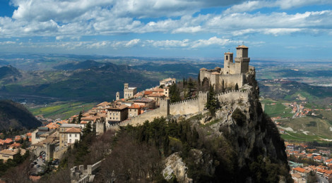 Campionati ospiti a San Marino