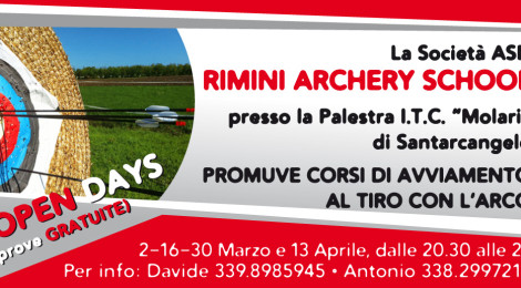 OPEN DAYS a Santarcangelo