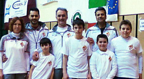 Trofeo Pinocchio 2015 fase invernale
