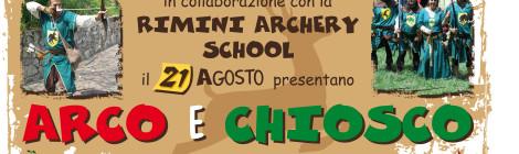 Arco e Chiosco - 21 Agosto