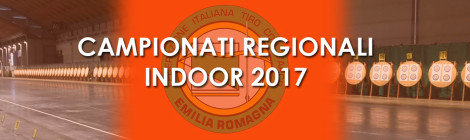 CAMPIONATO REGIONALE INDOOR 2017